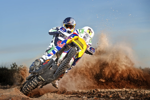Marc Coma racing the Baja 500? The Mexicans won't know what hit them ...