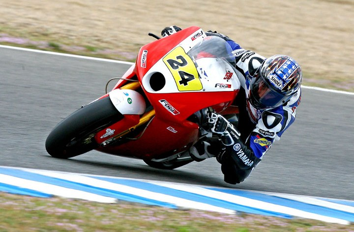 Fogi Racing to have wild card Moto 2 entry
