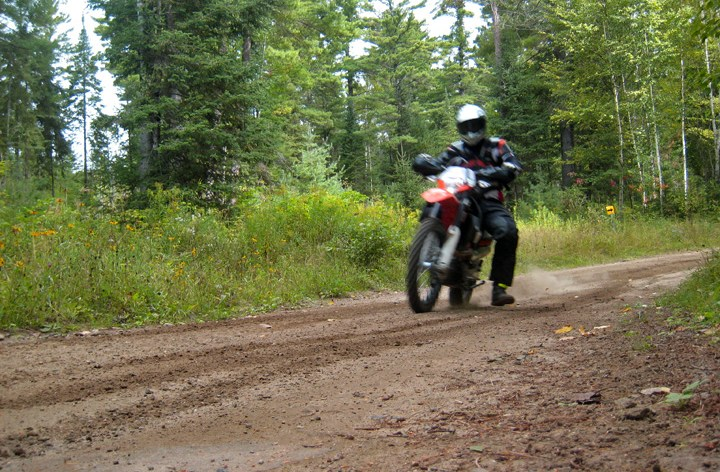 Off-road motorcyclists gain access to Quebec ATV trails