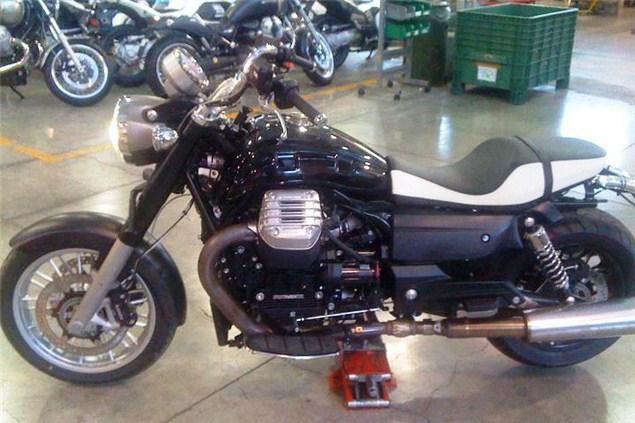 New Moto Guzzi California 1400 photos