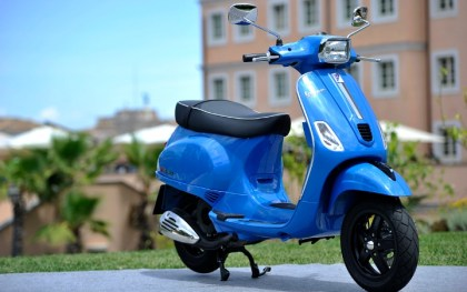 Vespa is smart enough to have Italian authorities enforce their patents when their counterfeit competitors show up at Milan.