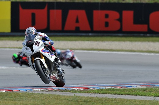 BMW Gets its First WSB Double