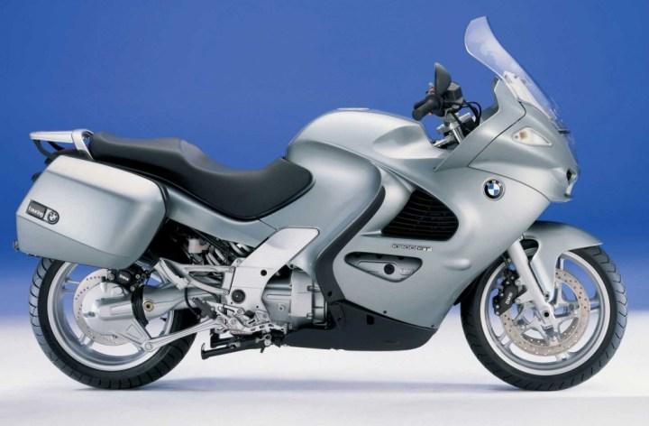 Test Ride: BMW K1200GT