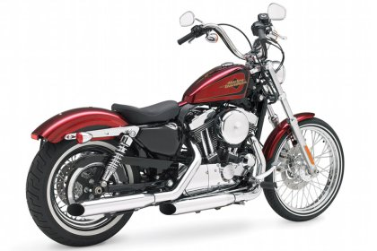 Harley-Davidson still sells a lot of bikes, with sales numbers increasing again in 2012.