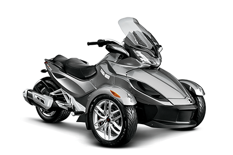 Can-Am unveils new sport tourer