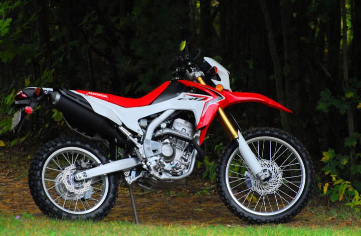 Launch: Honda CRF250L