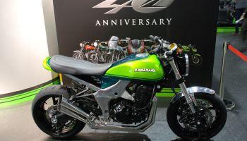 Kawasaki Working On New Retro Naked