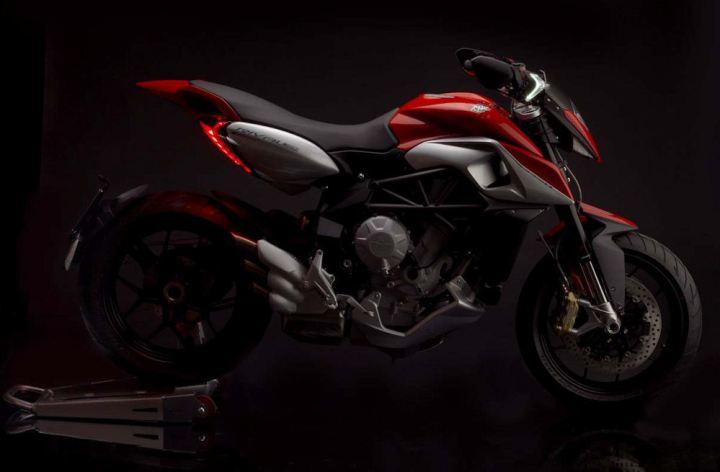 Pics and details: MV Agusta Rivale, F4, KTM SuperDuke. Honda CBR500R