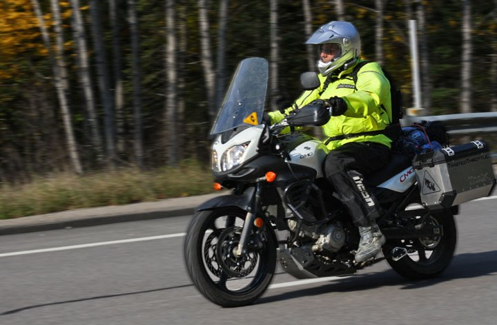 Long Termer: V-Strom 650 – Touring Conclusions