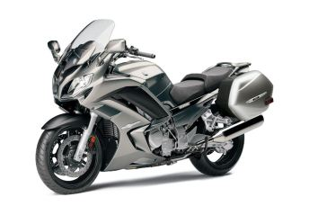 The saddlebags have plenty of space, and take the same key as the ignition.