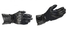 The Alpinestars Vega gloves were not as waterproof as they should have been.