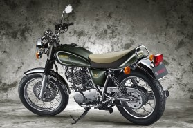 Yamaha's SR400 is confirmed for other developed markets, and has never gone out of production in Japan, but we still don't know if it's coming to Canada or not.