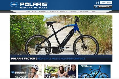 Maybe Polaris's eBikes will become a viable commuter solution.