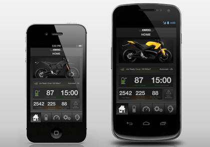 zero bike app