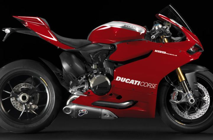 Rumour: Ducati working on another Panigale