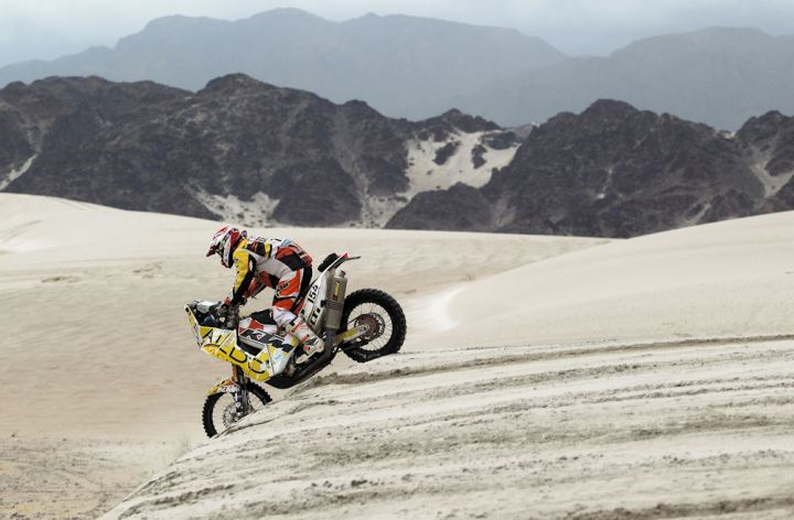 Dakar rally to visit Bolivia instead of Peru