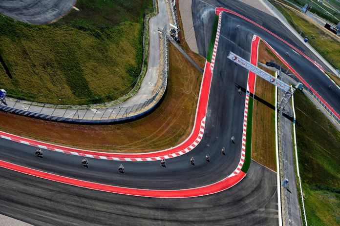Costa whipped the Panigale R through COTA's 20 turns and blew his mind.