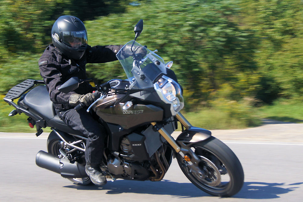 Test: Kawasaki Versys 1000 | Canada Moto Guide