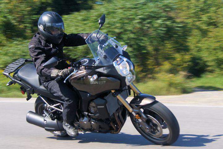 Kawasaki Versys 1000 review