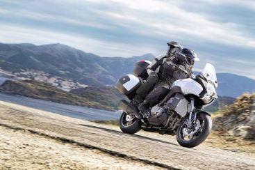 Kawasaki Versys 1000 test