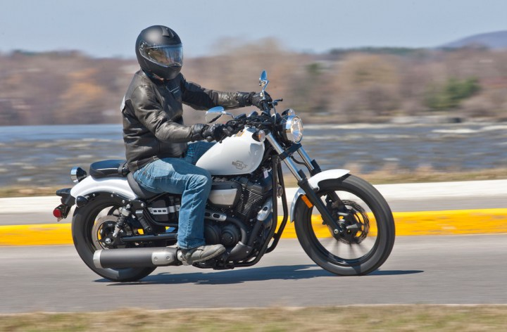 Launch: Yamaha Bolt