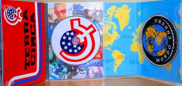 Austin vince DVDs