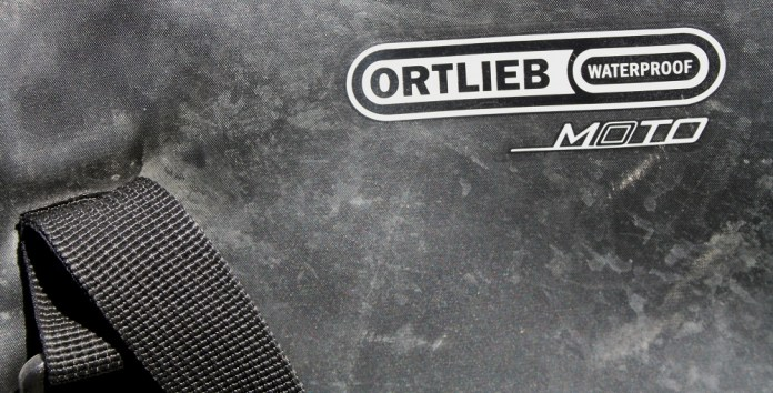 Ortlieb's bags are tough and waterproof. What else do you need? Photo: Zac Kurylyk