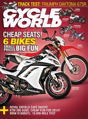 What changes will come, now that Bonnier is behind so many major bike mags in the US?