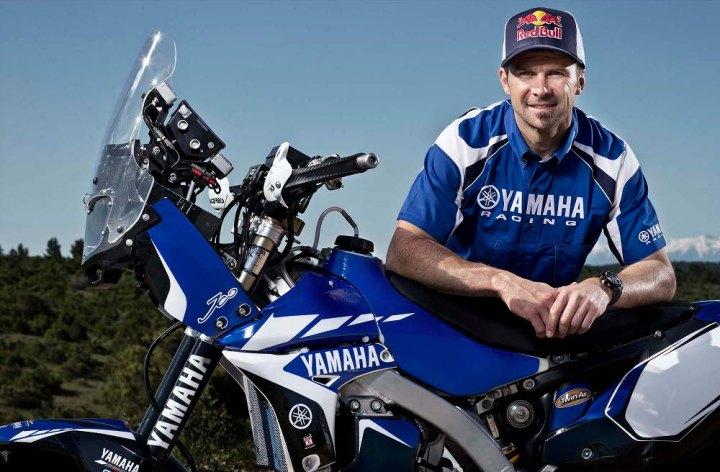 Cyril Despres goes to Yamaha