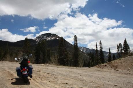 It's certainly a scenic area, but Zac preferred Arizona's dust to Colorado's trees. Photo: Zac Kurylyk