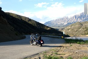 Rt. 133 to Carbondale was lots of fun, and warmer than the Million Dollar Highway. Photo: Zac Kurylyk