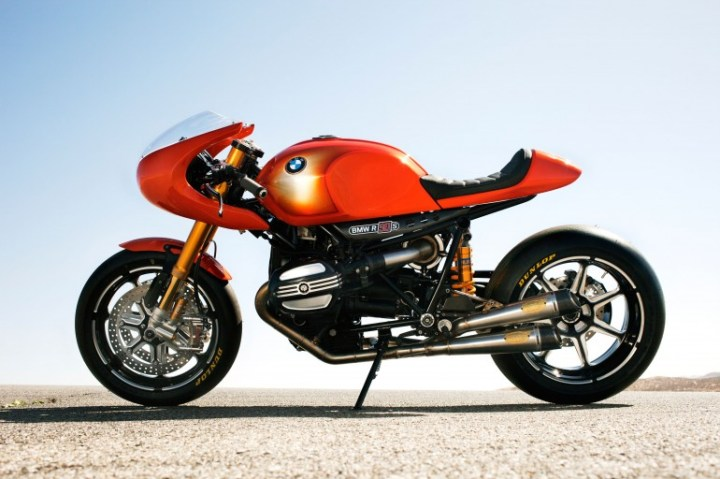 The purists might not like the new water-cooled boxer motor, but maybe this concept will placate them for a while.