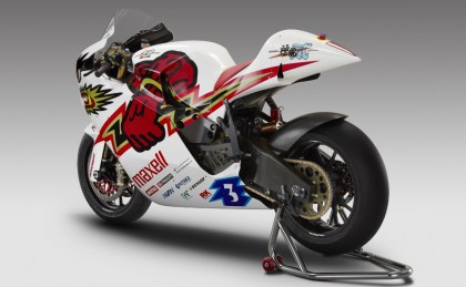 The Mugen team has been working hard on their design in the off-season.