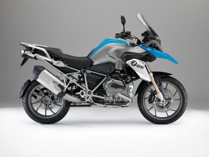 The R1200GS sees some changes to its options for 2014.