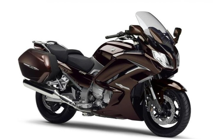 Video: Check out the 2013 Yamaha FJR1300AS