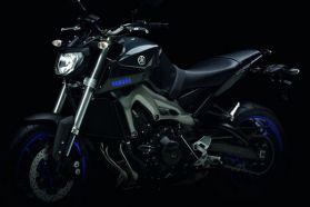 2013 Yamaha MT09 10