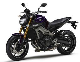 2013 Yamaha MT09 8