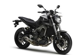 2013 Yamaha MT09