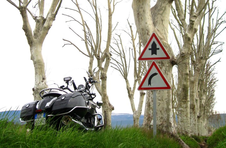 Test: Moto Guzzi California Tourer