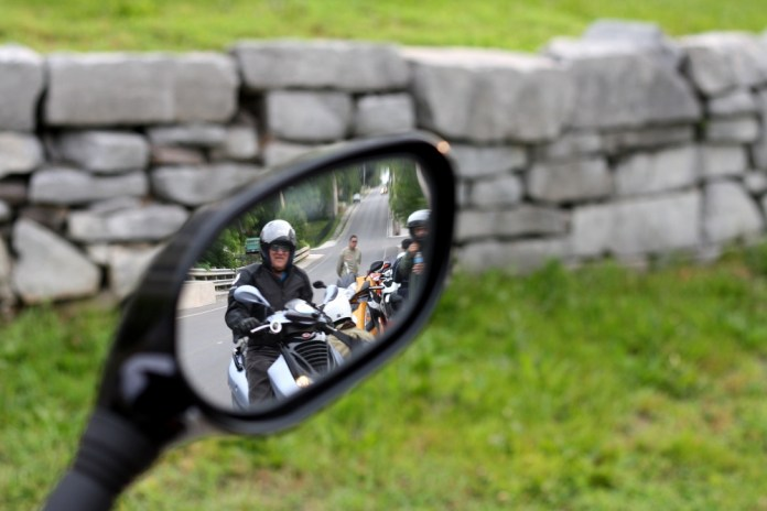 Kymco played a major role in the rally's success. Photo: Zac Kurylyk