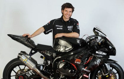 Maybe all those fans and racers just want to check out Guy Martin's sideburns? Photo: Wikipedia