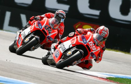 Ducati had another unsuccessful weekend. Photo: MotoGP