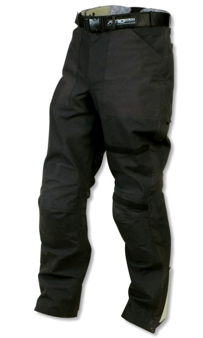 Like the jacket, the Darien Light pants are not as heavy-duty as the standard Darien, but they're also easier to wear off-road.