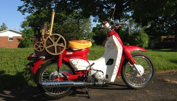 Special: The Past Due Review – Honda CT90 | Canada Moto Guide on