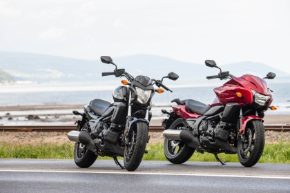 What will the next CTX models look like? Honda says there are more coming.