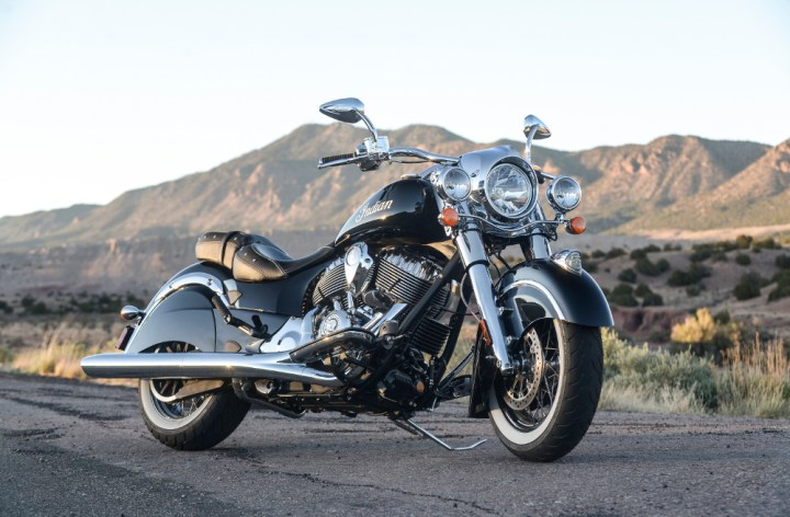 Polaris sees huge increase in motorcycle sales in first quarter