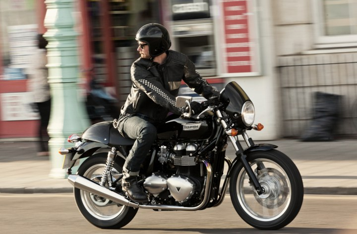 Triumph classics get minor changes for 2014