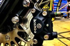 Here's CCW's brake upgrade kit.
