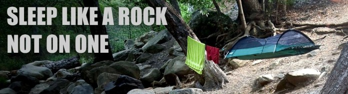 This advertisement from Lawson for their Blue Ridge hammock sums up the hammock experience.