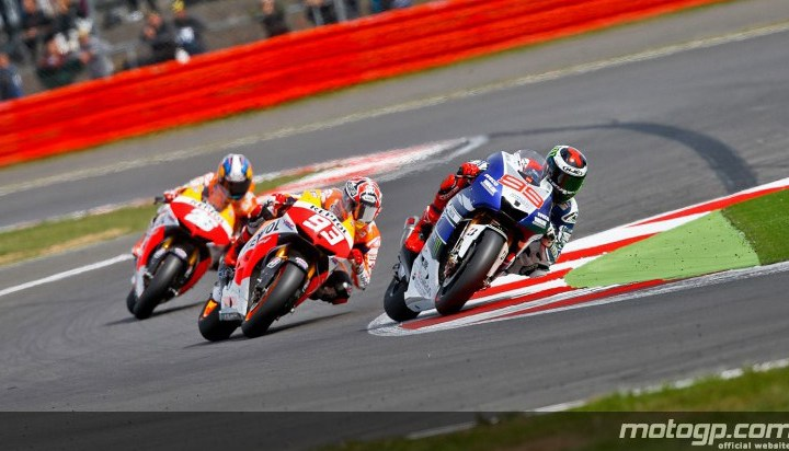 British MotoGP – Close your eyes, that's RACING